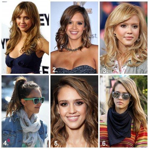 Article Spécial, Sondage coiffures
