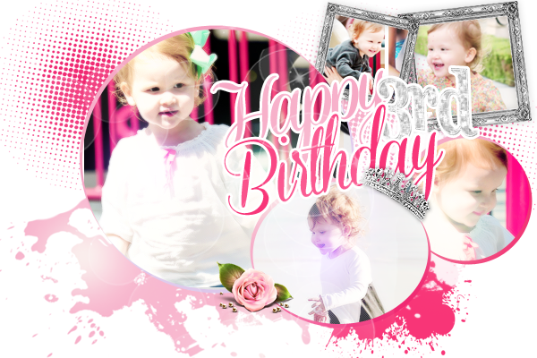 Happy Birthday Haven ♥