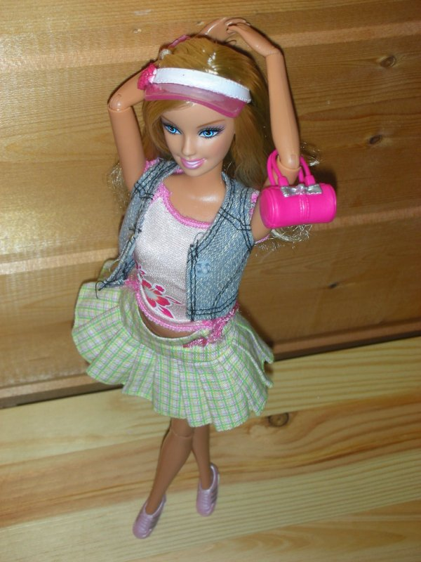 Barbie fashionistas Girly