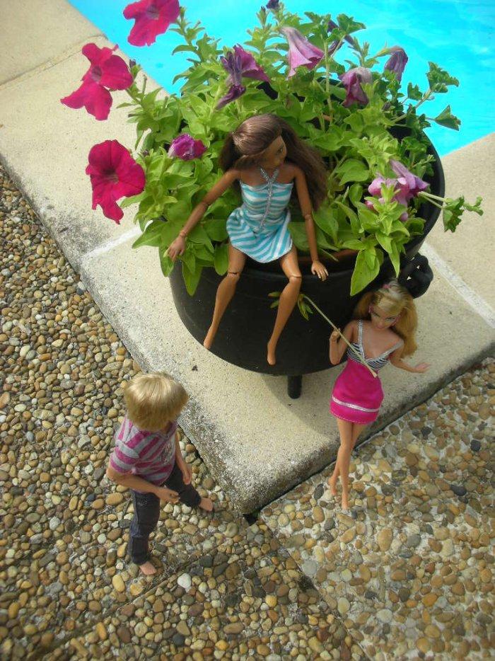 Barbie fashionistas Sweetie-Hottie(Zac)-Artsy