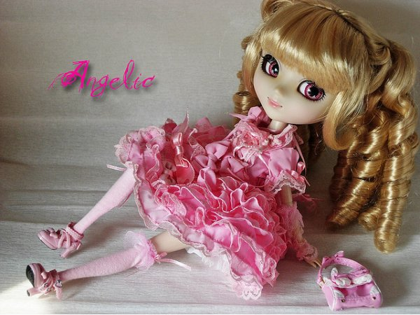 Commande Alice -Pullip Angelic Pretty Sfoglia