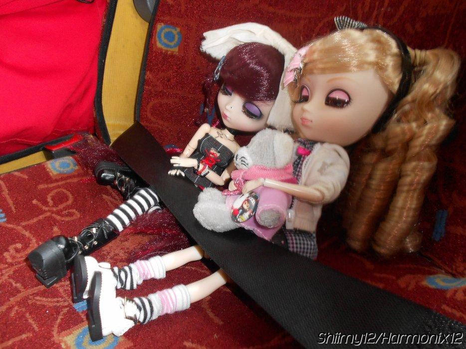 Alice & Shinuka !(1ere partie)