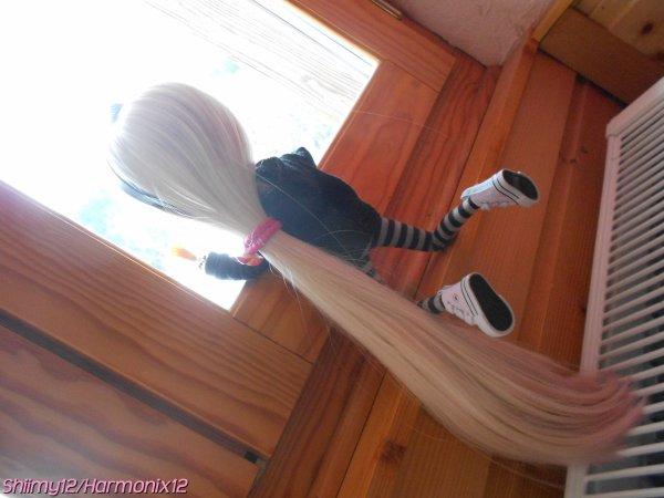 Alice a une nouvelle wig !