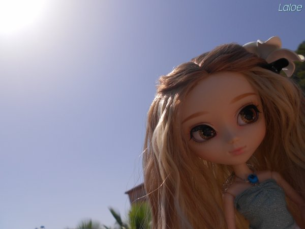 Mes vacances à Fréjus-Avec Miya partie n°2