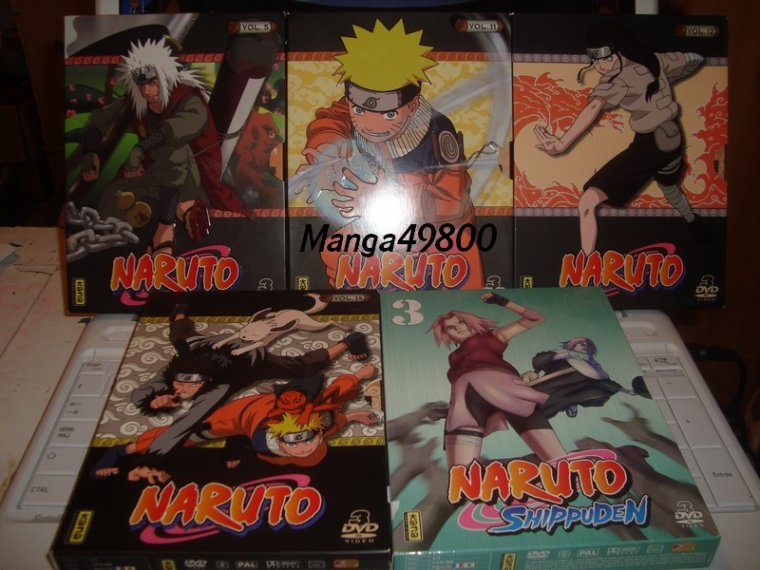 Ma collection DVD