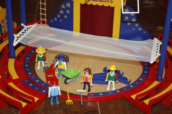 Playmobil blog de la parade des cirques - Cirque playmobil ...