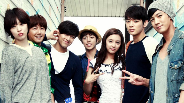 To The Beautiful You OST / To the beautiful you ost - Butterfly  mv (Hanakimi korean version) (2012)