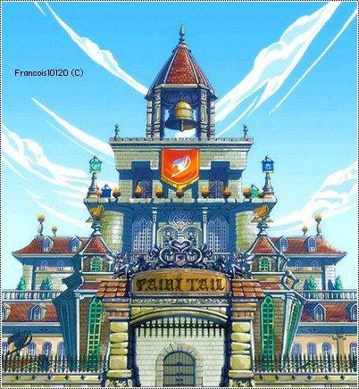 Présentation de : La Guilde Fairy Tail