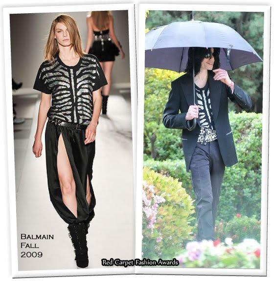 Michael & la Mode, ça donne ça >