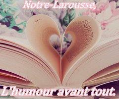 Blog de : Notre-larousse