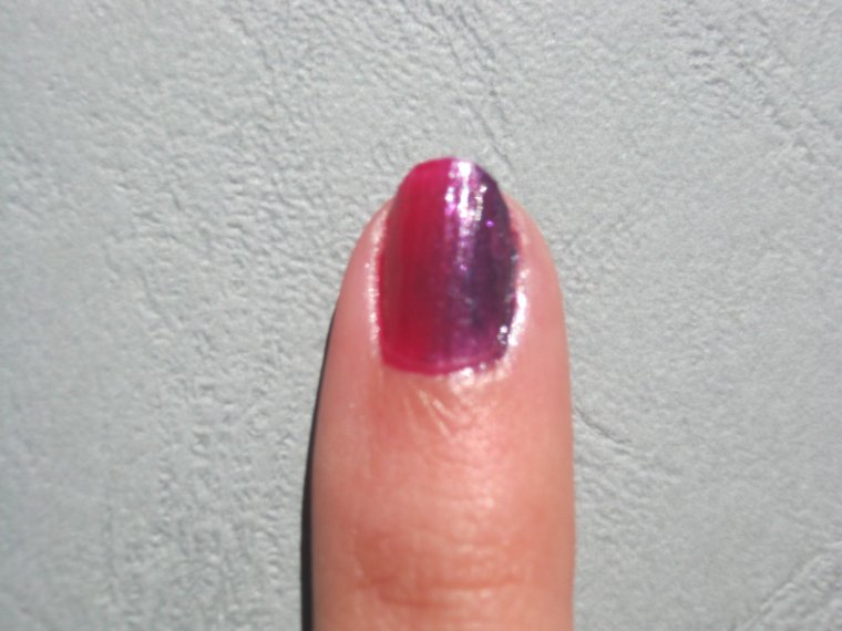 Nail art Arc-en-ciel : Tuto