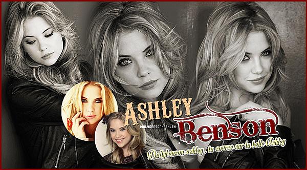 WWW.ASHLEY-V-BENSON.SKYROCK.COM_  Ta source sur la sublime Ashley Benson , suis son quotidien à travers candids , photoshoots et énènements , la jolie liar n'aura plus de secret pour toi !