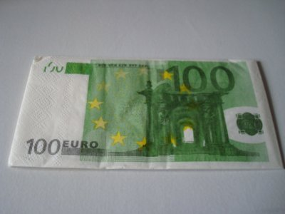 serv   EUROS  tres grande