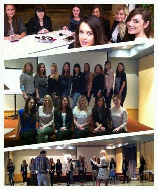 Sandra est retenue pour l'élection de Miss Alsace 2013 !!!
