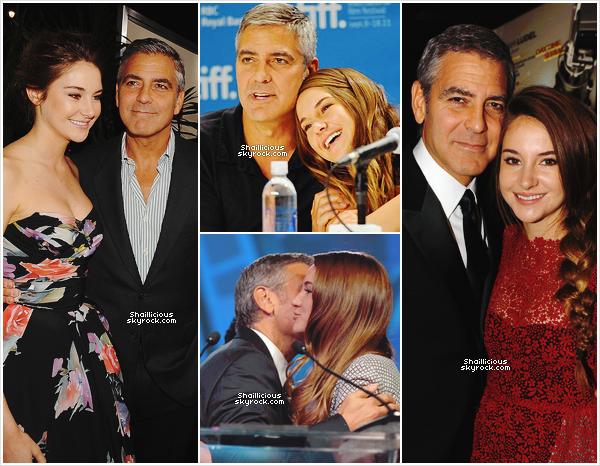 """.  """"Elle peut faire ce qu'elle veut, son talent et sa gentillesse vont de paire. On parlera encore d'elle dans 40 ans"""". - Georges Clooney ."""