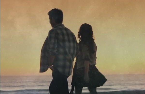 « Tu l'aimes vraiment n'est-ce pas ? Une question où aucun nom n'est mentionné. Pourtant, tu ne penses qu'à une unique personne. »