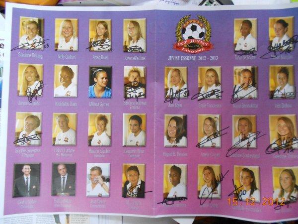 le FC Juvisy