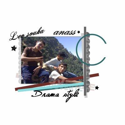 drari leo & drama style & anass