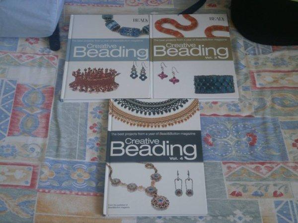 Livres de perles a vendre