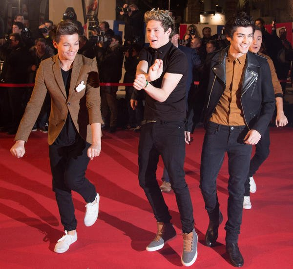 One Direction - NRJ MUSIC AWARDS