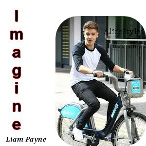 Imagine Liam Payne 10 : A vélo