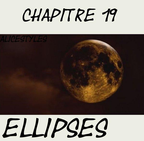 Chapitre 19 : Ellipses