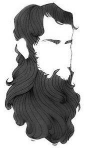 *la barbe
