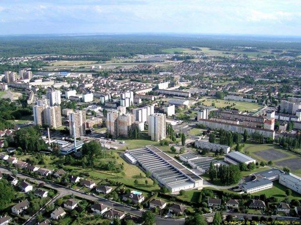 SAINT DIZIER LE VERT BOIS Blog de banlieue52 # Hotel Le Vert Bois