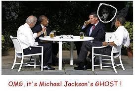 Suite:  'Le Fantôme de Michael Jackson' ( Attention la vidéo fait très peur)