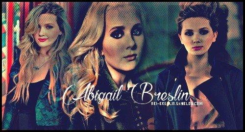 Bienvenue sur Abi-Breslin ta source sur la talentueuse Abigail Breslin