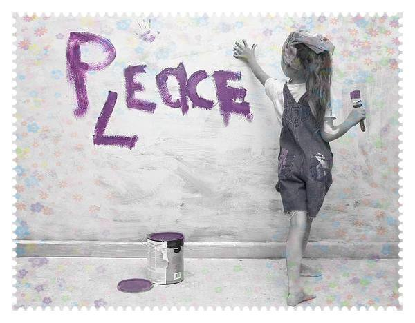 °º¤ø,¸¸,ø¤º°`°º¤ø,¸ Ode pour la paix ....