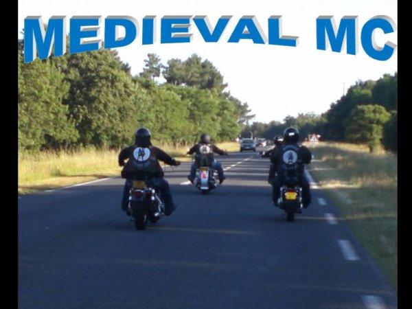 MEDIEVAL IN THE ROAD