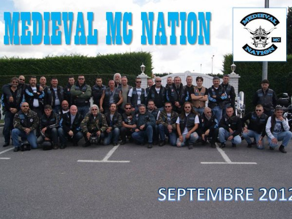 MEDIEVAL MC NATION 22 SEPT 2012