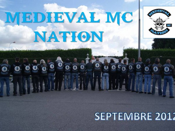 COULEURS MEDIEVAL MC NATION