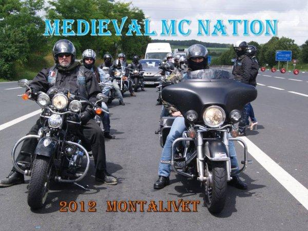 MONTALIVET LA ROUTE 2012
