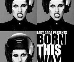 Lady Gaga Born This Way .