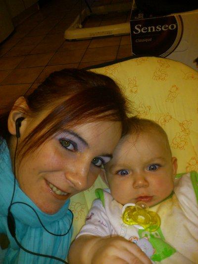 moi et mes deux filleul