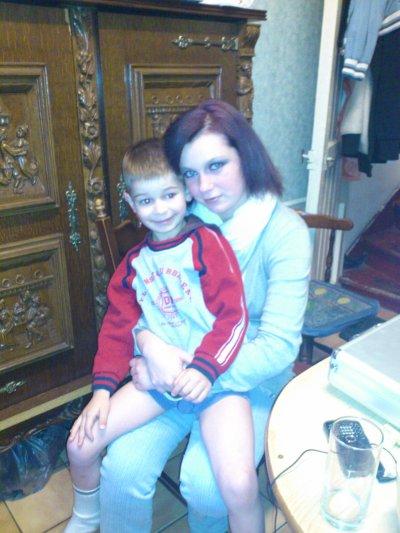 ma bellle soeur et mon fils