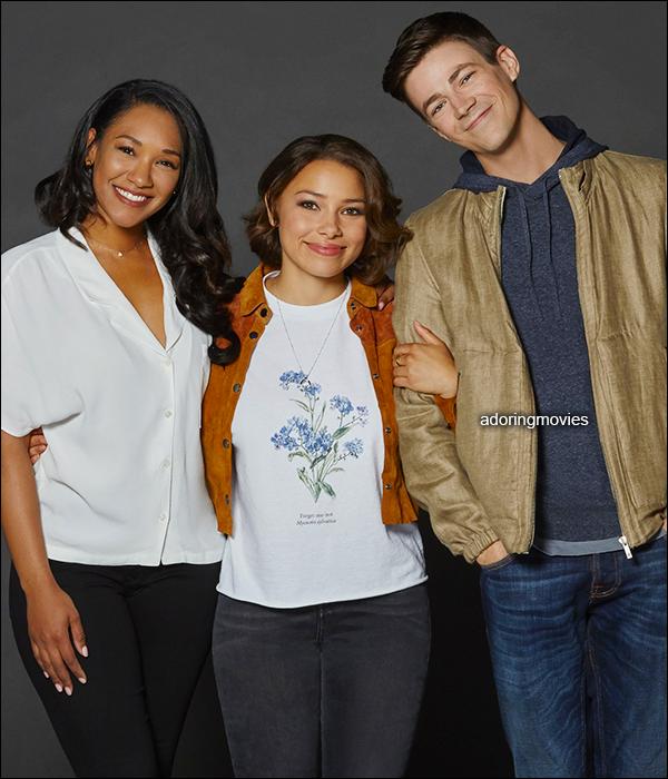 News The Flash saison 5   J'ai vraiment trop hâte de voir cette saison 5. Vos avis ?