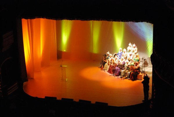 le festival international 17º de tetuan 2011(cinema español)