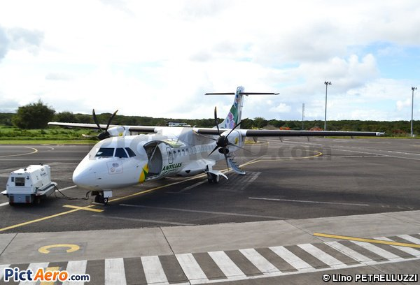 Air Antilles Express, 10 ans déjà...
