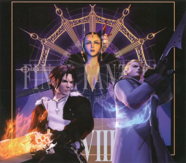 My very first Final Fantasy =)