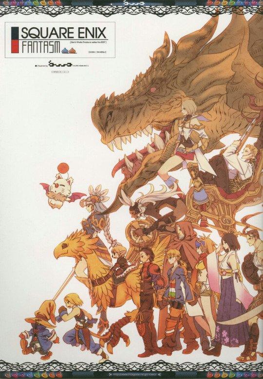 Final Fantasy maniac !