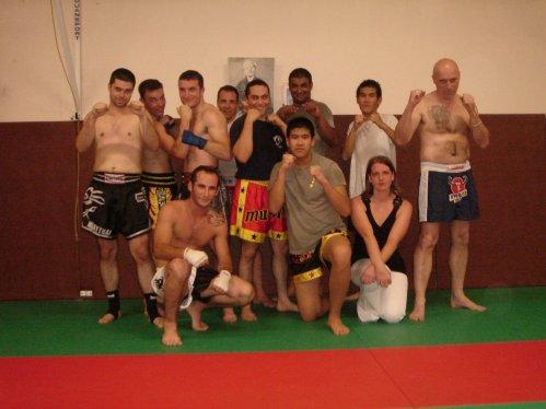 club boxe thai 50