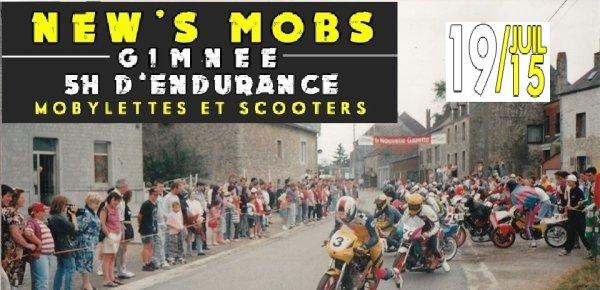 """Endurance Mob """"à l'ancienne"""" en Belgique - Gimnée le 19 Jul 15"""