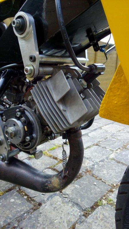 Bidalot RS G1 OPEN à vendre - cadre Nr 13 - Vendu !!!