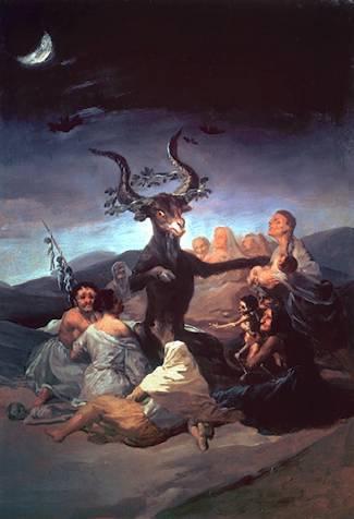 Sans logique ou une toile de Goya