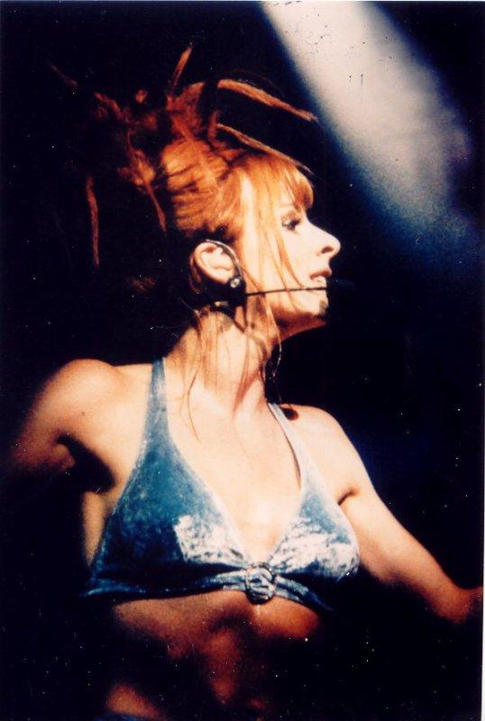 Le retour de Mylène qui vous a le plus marqué 1995 L'Anamorphose