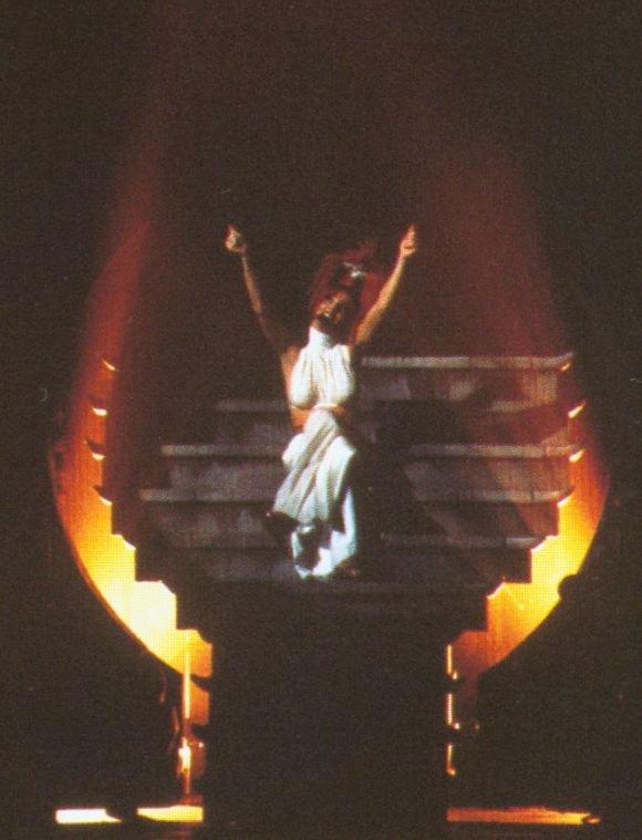 Le retour de Mylène qui vous a le plus marqué 1998 Innamoramento