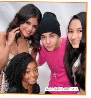 --2 avril 2012 - Le tournage de Spring Breakers est fini, Selena a remis ses extantions pour son nouveau film--